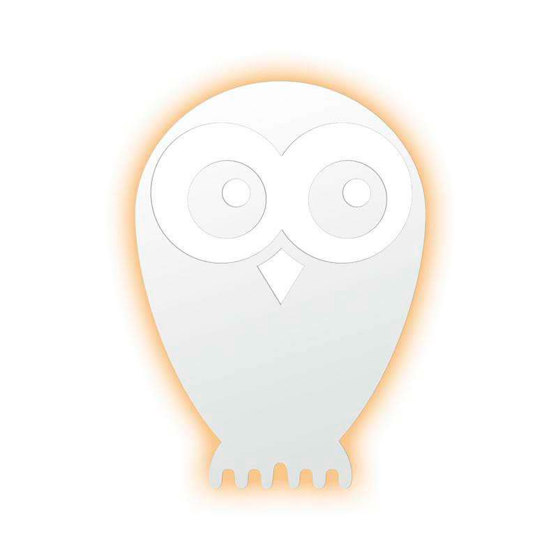 OWL Led Lamp blanco, Blanco frío, Regulable